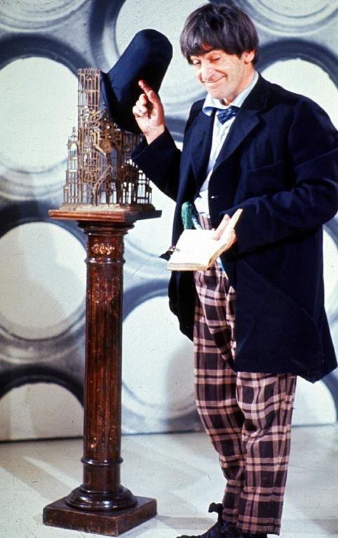 Patrick Troughton The 2nd Doctor