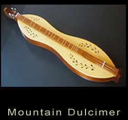 Mountain Dulcimers, Hammered Dulcimers, Bowed Psalteries handmade traditional instruments for Sale by Cabin Creek Music