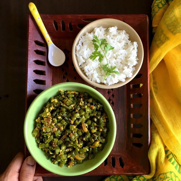 Beans Thoran | Kerala Style French Beans Thoran | Beans Poriyal