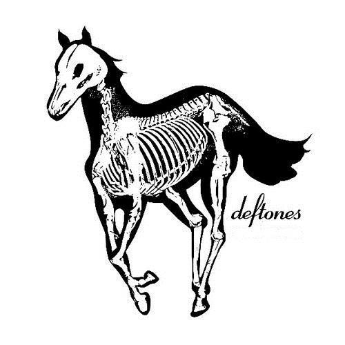 Deftones (skeleton) White Pony