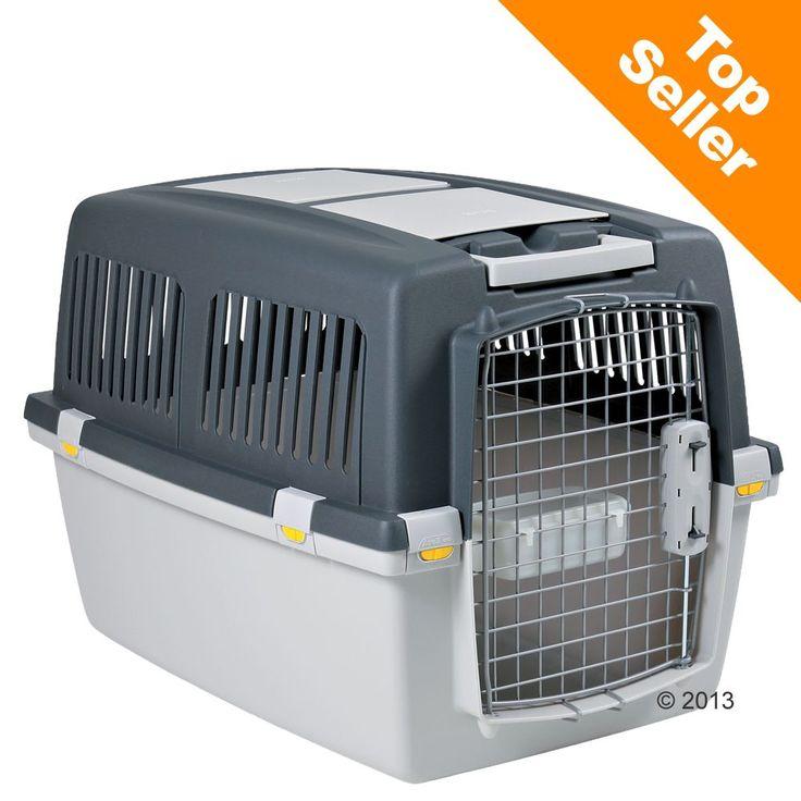 Animalerie  Cage de transport Gulliver pour chien et chat  lot de 4 roulettes pour cages Gulliver de taille 4 à 7