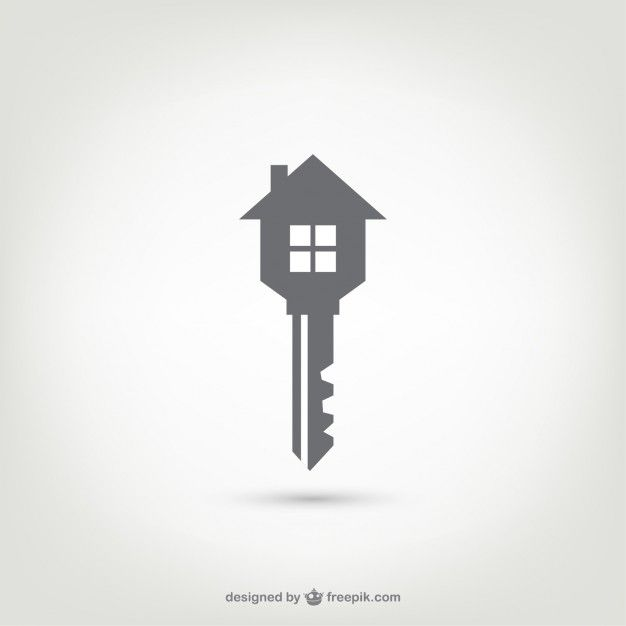 Key house logo Vector | Free Download