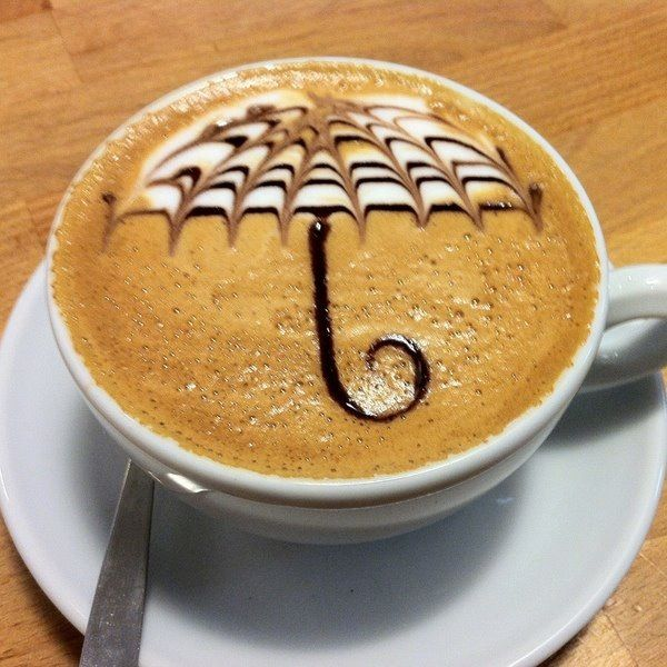 Perfect for those rainy days :) www.orca.coffee                                                                                                                                                                                 More