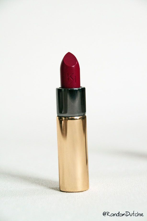 kiko milano gossamer emotion creamy lipstick sangria no. 111 review
