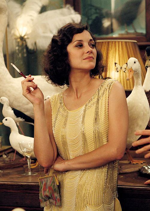 Photography  (Marion Cotilliard in the movie Midnight in Paris, 2011