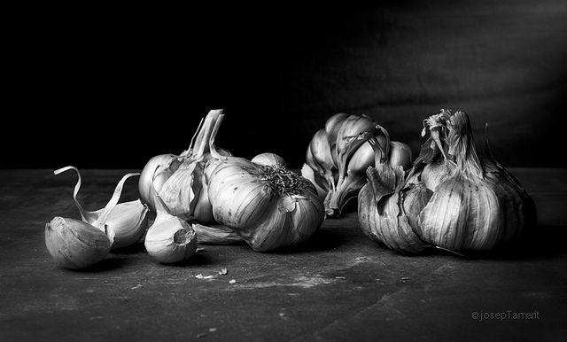 Alls. | - Ajos. - Garlic | Josep Tamarit | Flickr