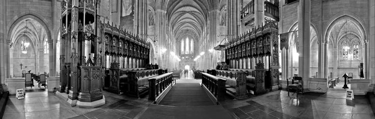 2012 Brisbane Open House Photography Competition (commended): #StJohnsCathedral by Shaun Stevenson #interior