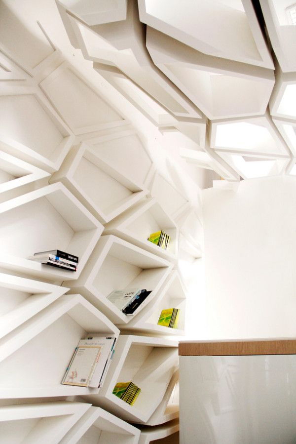 HELIX: Furniture That Acts As Architecture Photo