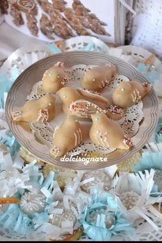 Puzoneddos, dolci di Barbagia, Sardegna