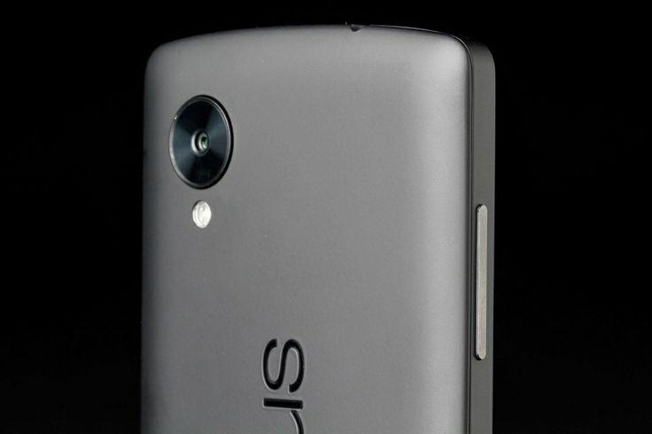 Google Nexus 5 review rear camera macro angle