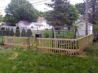 Diy Garden Fence Ideas 164 best fences images on pinterest | gardening, backyard ideas