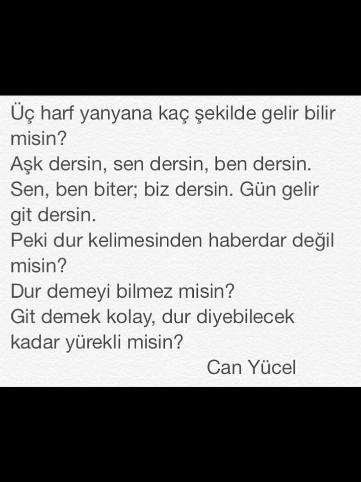 Can Yücel.