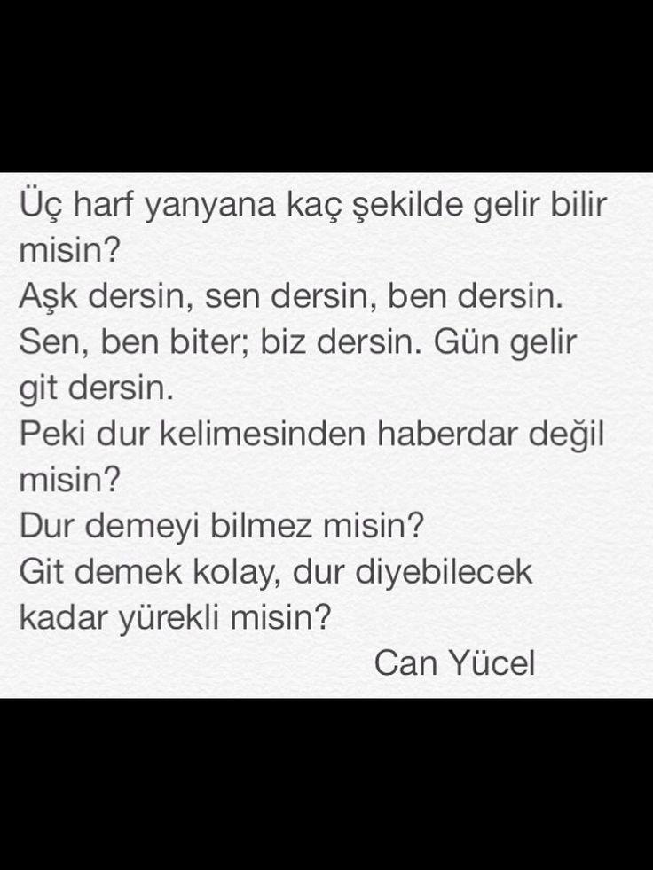 Can Yücel.