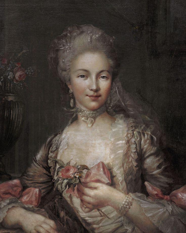MARIE-CATHERINE DE BRIGNOLE-SALE, PRINCESSE DE MONACO, DUCHESSE DE VALENTINOIS