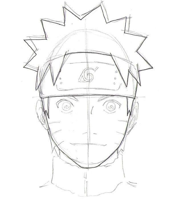 Curso Online De Desenho Sem Mensalidades Naruto Drawings Naruto Sketch Naruto Sketch Drawing