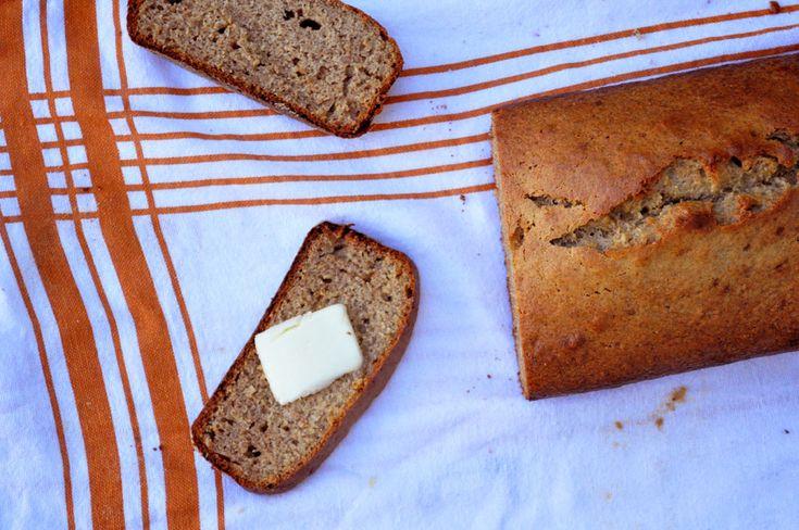 Grandma's Banana Bread : Magic Bullet Blog