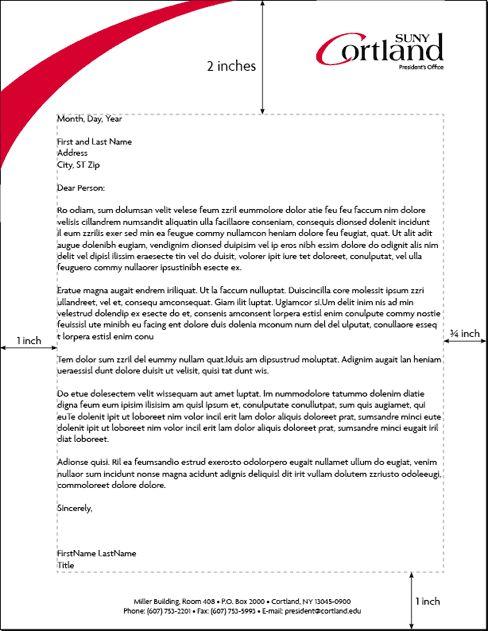 Best 25+ Official letter sample ideas on Pinterest Official - po sample format