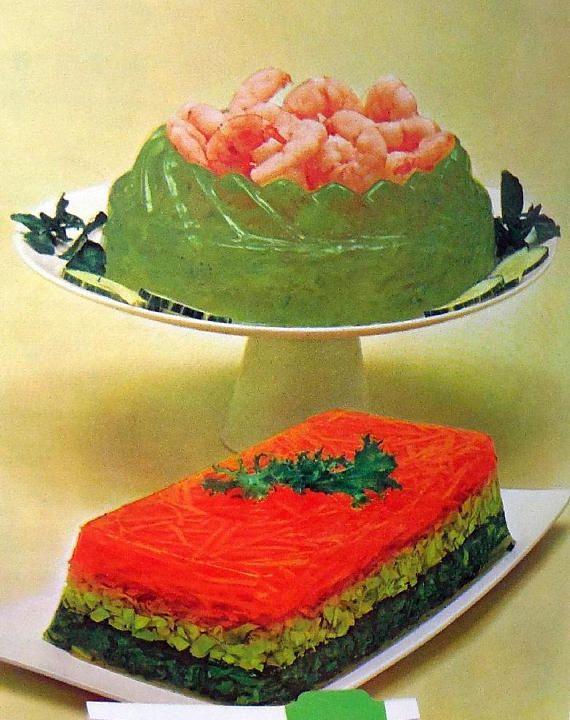 Joys Of Jell O Gelatin Dessert Recipe Book Cookbook 1960s Sour Cream Desserts Glazed Sweet Potatoes Desserts