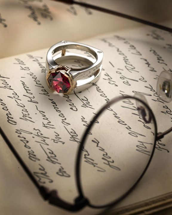 """""""How to photograph jewelry: tips from the pros"""" by Cathleen McCarthy  (JJ Buckar ring photographed by John Parrish)"""