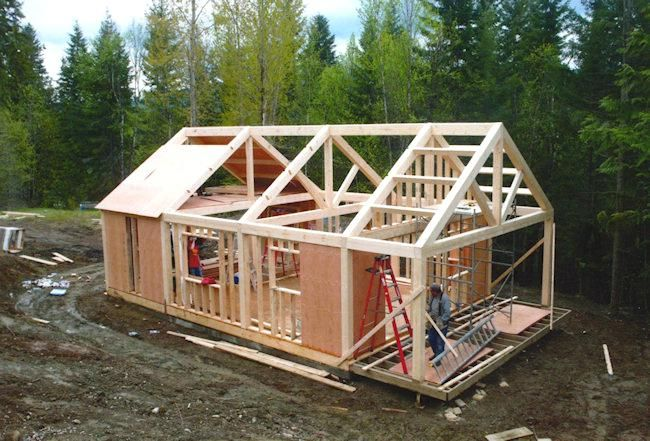 Post And Beam Cottages Post And Beam Homes For Sale In Maine Post And Beam Homes Barrie Ontario Tiny Timber Frame House Timber Frame Cabin Metal Building Homes