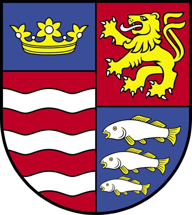 Coat of arms of Prešov Region