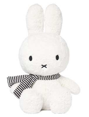 Winter Miffy doll.   (not sure who/what Miffy is but this is cute!)