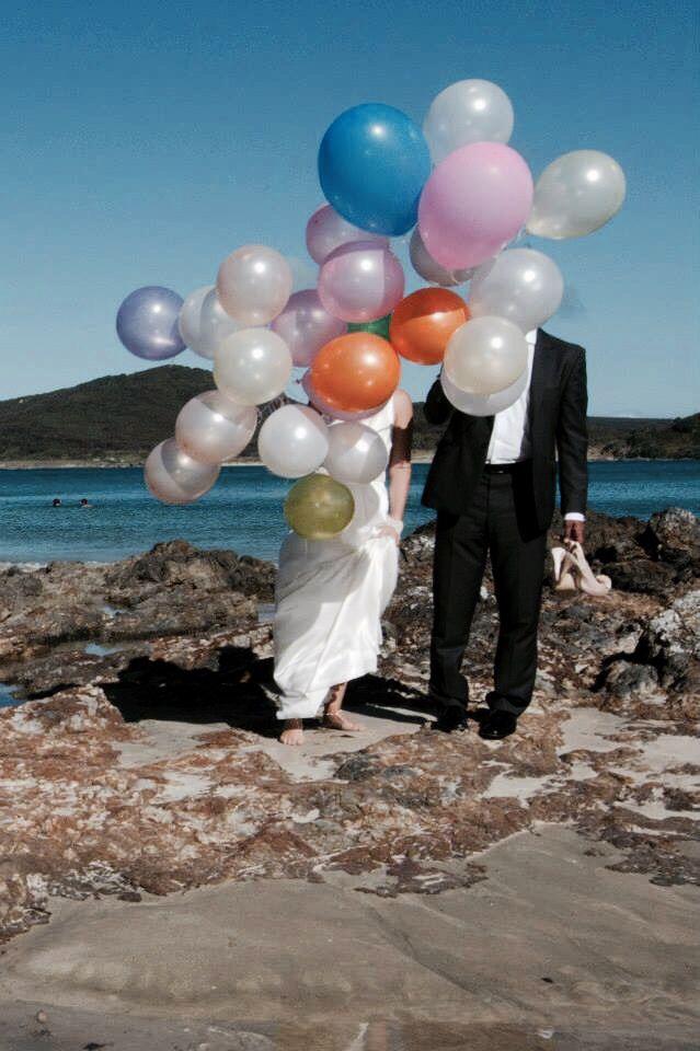 Wedding balloons <3