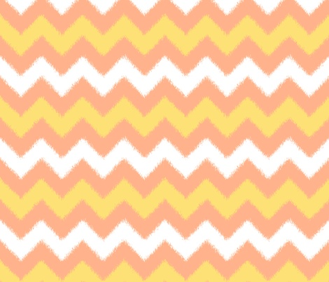 Wallpapers  Popsicles Chevron  Orange Cream Popsicles  FridabarlowOrange Chevron Wallpaper