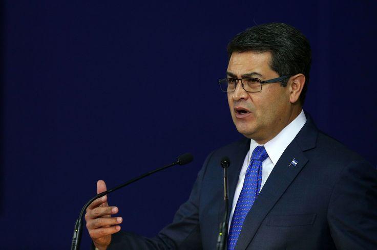 The Honduran Candidate