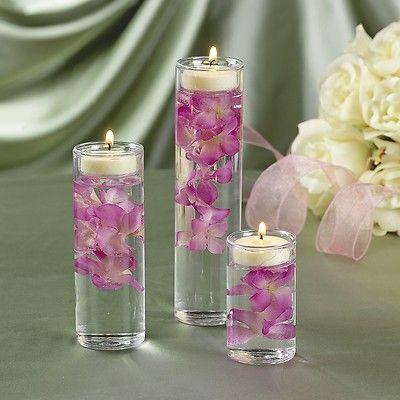 tea light candle cylinders