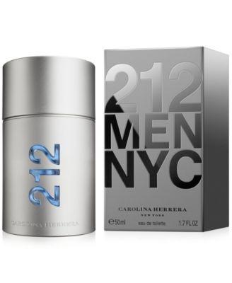 0498d4f386 Carolina Herrera 212 Men Nyc Eau de Toilette Spray, 1.7 oz.  #perfumesparahombre