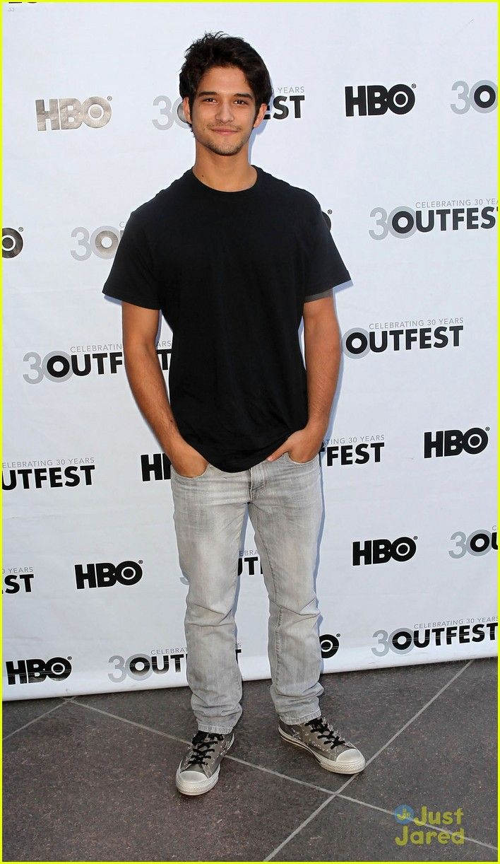 Tyler Posey: 'White Frog' Premiere