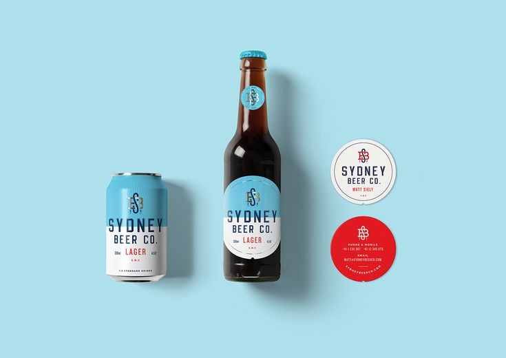 Sydney Beer Co. on Behance