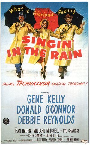 gene kelly donald oconnor relationship quotes