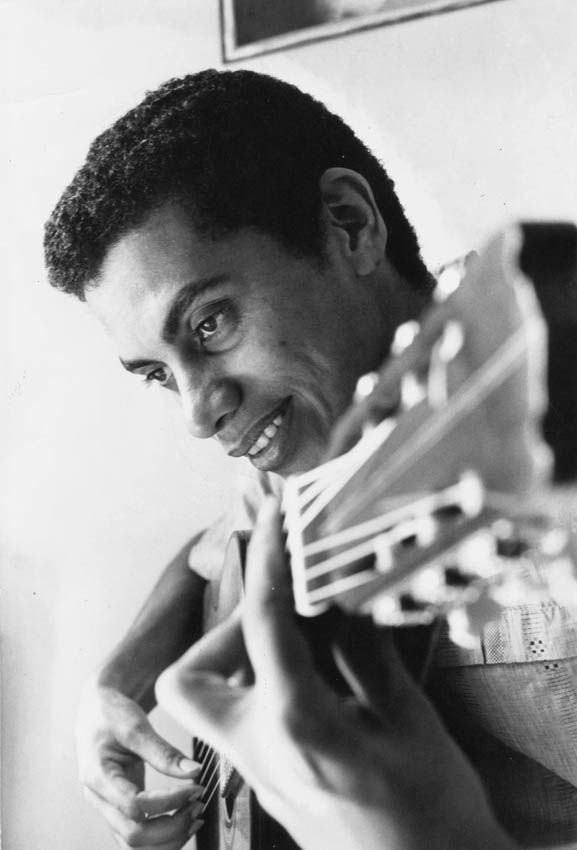 Paulinho da Viola – 1970. (Antônio Andrade)