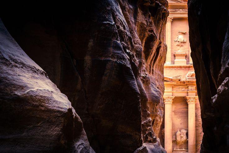 Petra by Daniele Pezzoni on 500px