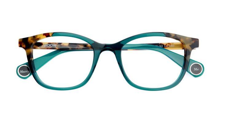 WOOW Marry Me 2 c.5003 Eyeglasses glasses, Woow by Face a Face eyeglasses,  Eyewear, Eyeglass Frames, Designer Glasses, Boston Magazine Best of Boston Eyeglasses - VizioOptic.com