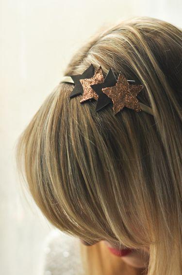 Des étoiles plein la tête (tutoriel).