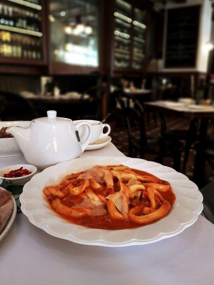 """Traditional Bolognese"", Caffe Milano, Jakarta"