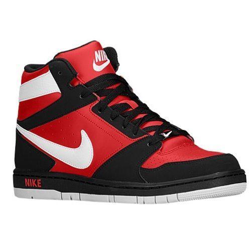 Nike Prestige IV High Red Men Size 8.5