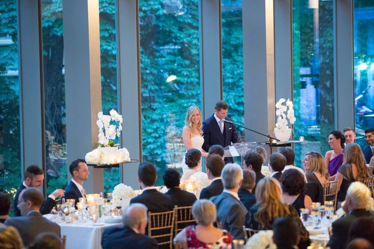 Royal Conservatory of Music wedding reception room