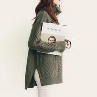 KINFOLKに学ぶ。冬のナチュラル服の着こなし。