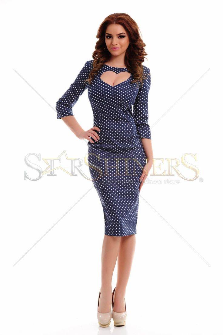StarShinerS Flawless DarkBlue Dress