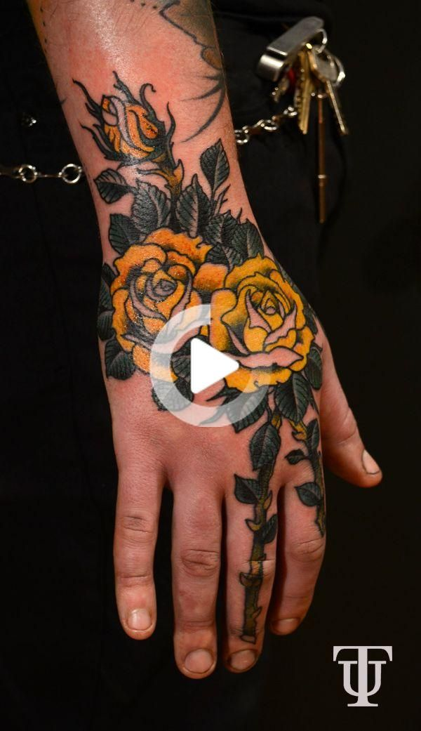 Pin On Hand Tattoos For Women