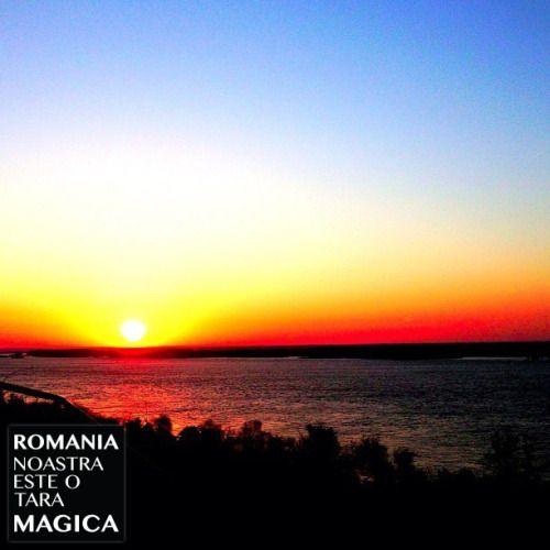 Bună dimineața de la Dunăre. Foto © Gabriel Dobranici (djgabi)