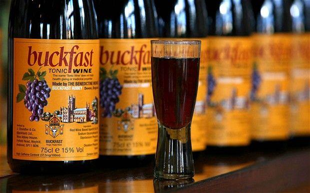 Buckfast Tonic Wine