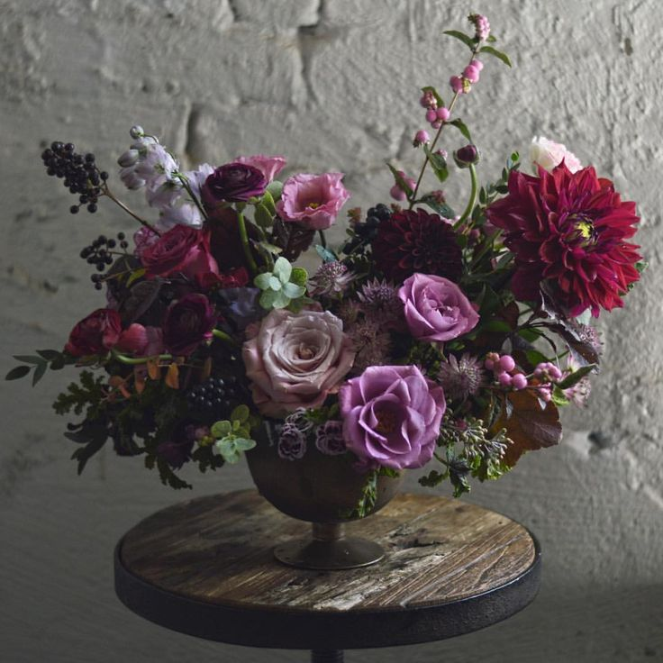 The floral design studio of Ingrid Carozzi