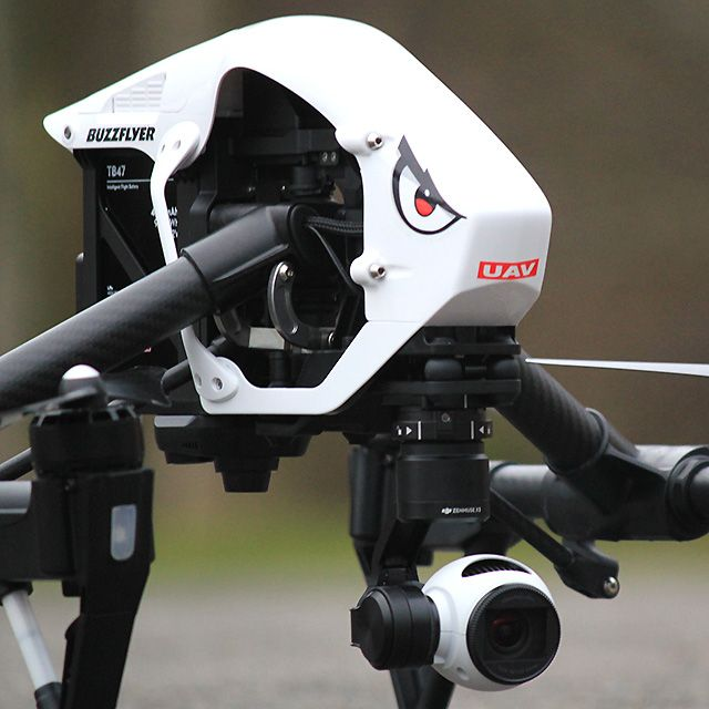 Industrial Light And Magic San Francisco Ca: The DJI Inspire 1 Is A Superior Consumer Quadcopter Drone