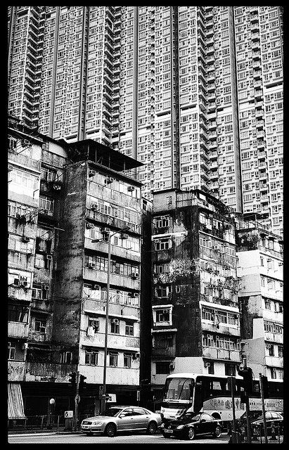 In fact, the flat is weeding-out the flat. Time makes it inevitable that in everything, young replace the old. Location: Ma Tau Kok Road, Hong Kong Fuji Neopan 400 Contax G2 Contax Carl Zeiss 21mm f/2.8 Biogon T*