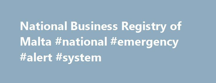 National Business Registry of Malta #national #emergency #alert #system http://loan.remmont.com/national-business-registry-of-malta-national-emergency-alert-system/  # Everyone know what website design is all about, so today we are going to talk more about hosting! Hosting – What is it? Hi everyone, the first thing we are going to do is run through some terminology and explain how the process of setting up a website works and what hosting is. Understanding…The post National Business Registry…
